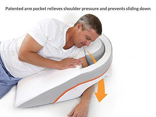The Best Pillows For Shoulder Pain Hovement Com