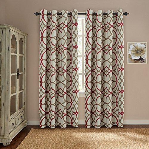 H.Versailtex Living Room Curtains