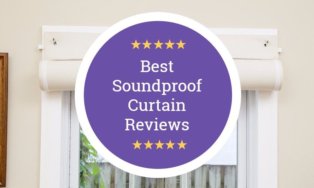 Best Soundproof Curtains – Perfect for Noise Reducing