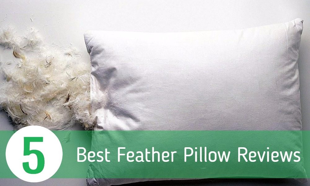 Best Feather Pillows 2018 – Reviews & Buyer's Guide