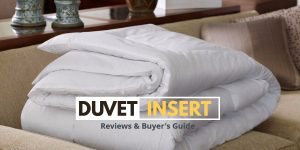 Best Duvet Inserts: Top 7 Down Alternative Duvet Insert