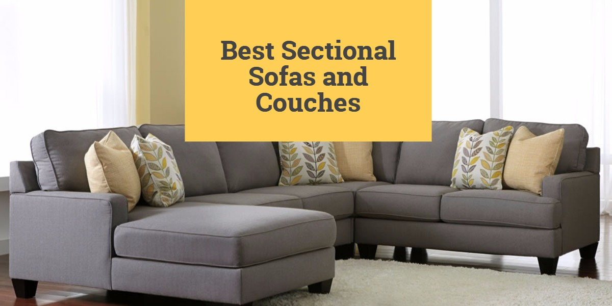 Best Sectional Sofas and Couches Reviews 2020 – Buyer\'s ...