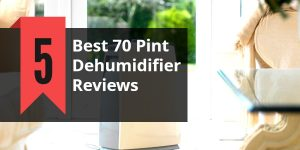 Best 70 Pint Dehumidifier Reviews