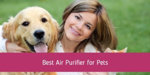 Best Air Purifier for Pets 2018