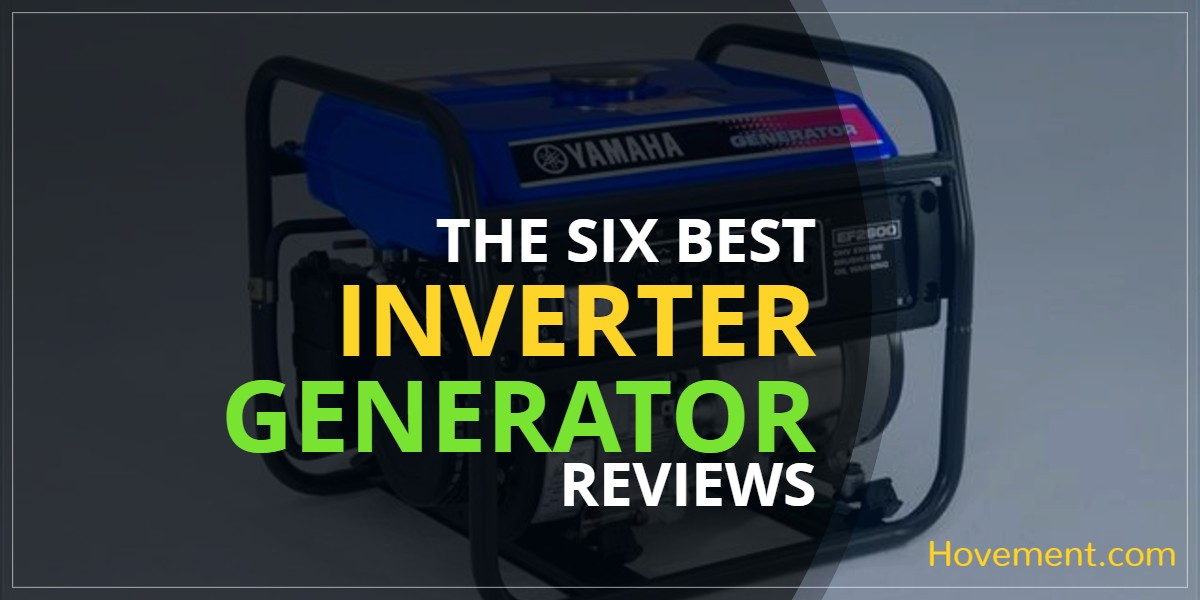 Best Portable Inverter Generator Reviews