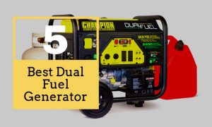 Best Dual Fuel Generator Reviews