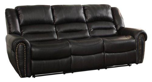 best reclining sofa reviews 2018 picks from top brands updated. Black Bedroom Furniture Sets. Home Design Ideas