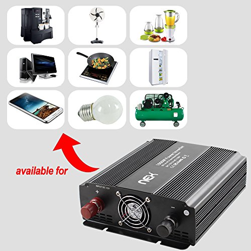 Nex Power Inverter 1000W True Sine Wave Inverter