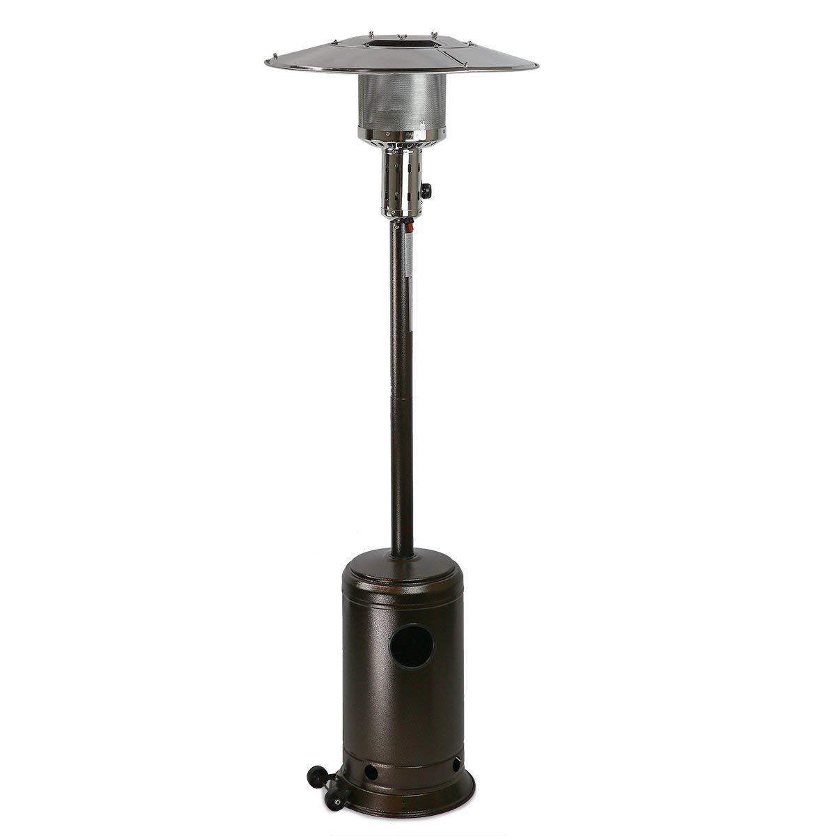This One Of A Kind Outdoor Patio Heater ...