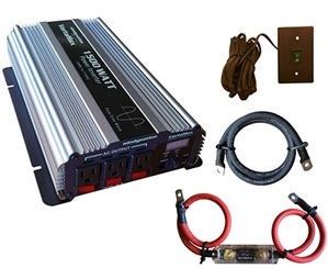 VertaMax 1500 Watt Pure Sine Wave Inverter