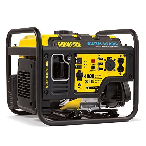 Champion 3500-Watt Inverter Generator