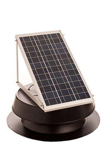 ESM Products 30W Solar Attic Fan