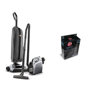 Hoover Platinum Collection Lightweight Bagged Upright with Canister Vacuum