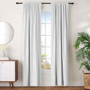 AmazonBasics Blackout Curtain Set