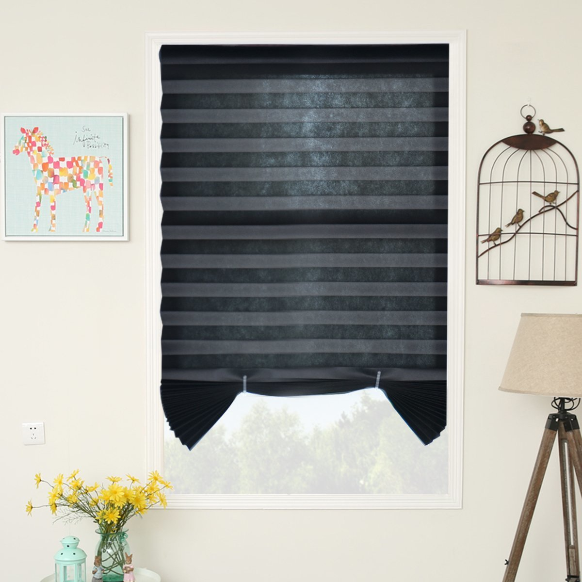 Blackout shades for room darkening reviews