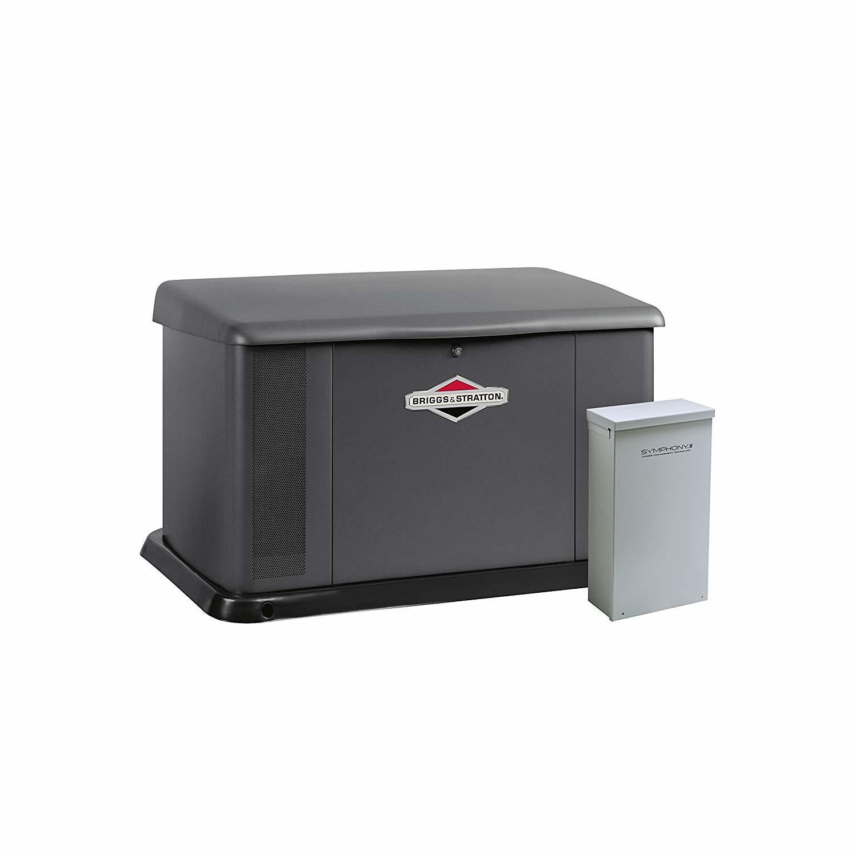 Briggs & Stratton 40346 20000-Watt Home Standby Generator System