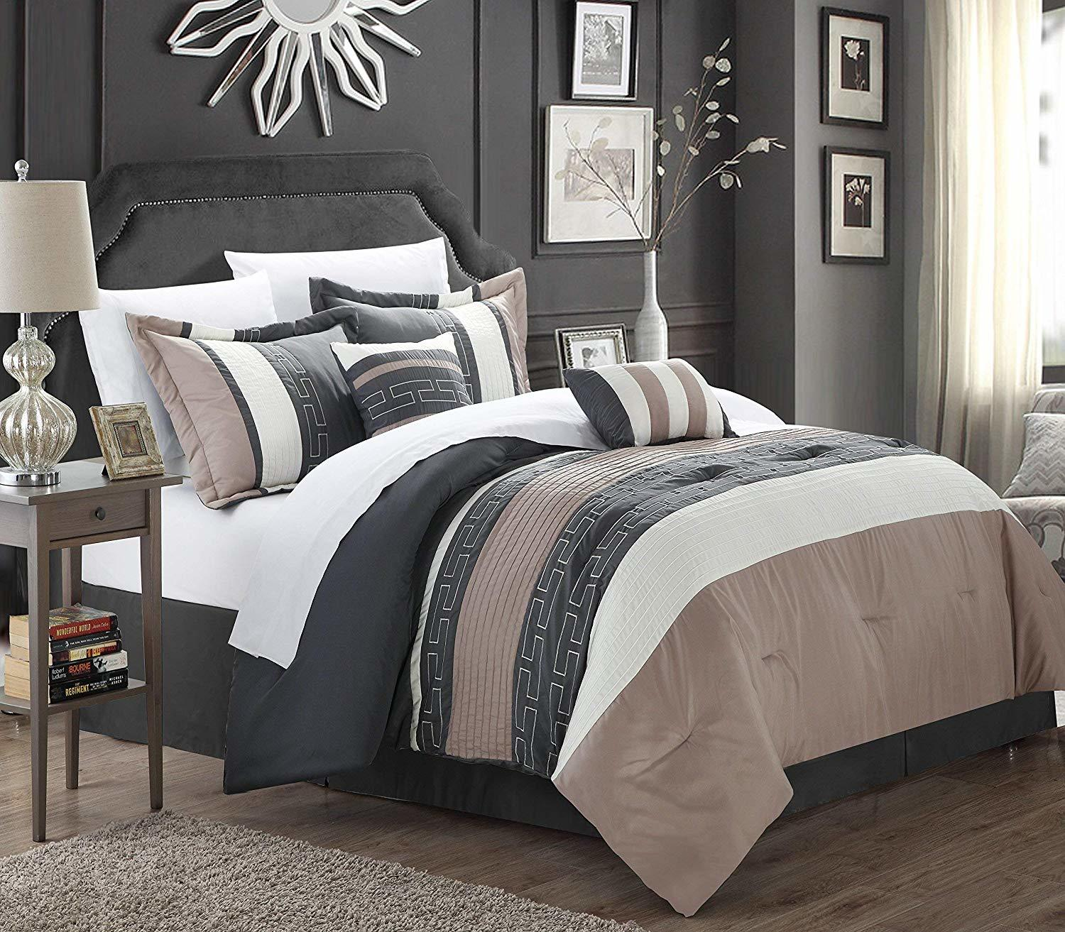 Chic Home 6 Piece Comforter Set