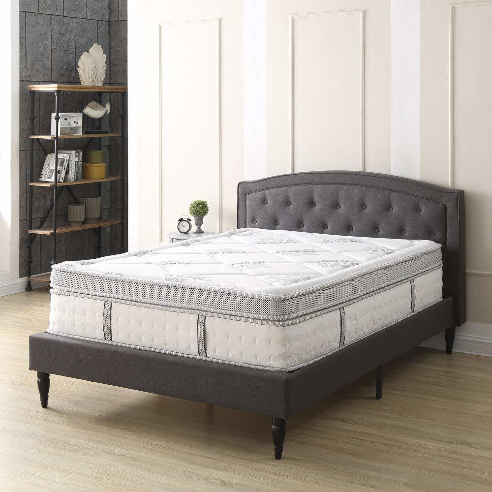 Classic Brands Gramercy Queen Mattress