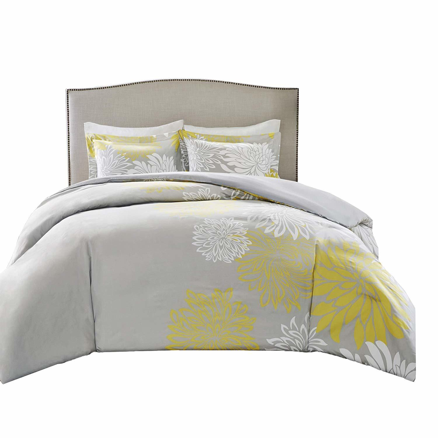 Comfort Spaces 5 Piece Comforter Set