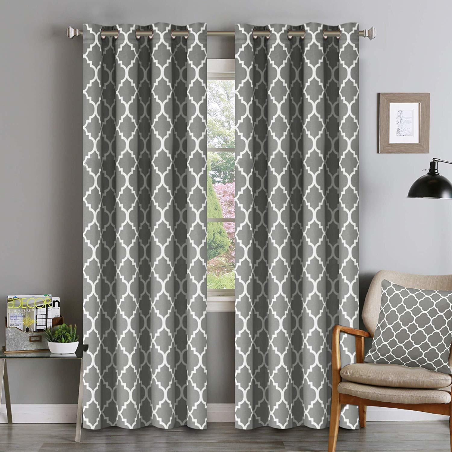 🥇 {Top 10} Best Curtains for Living Room - (Reviews for 2020)