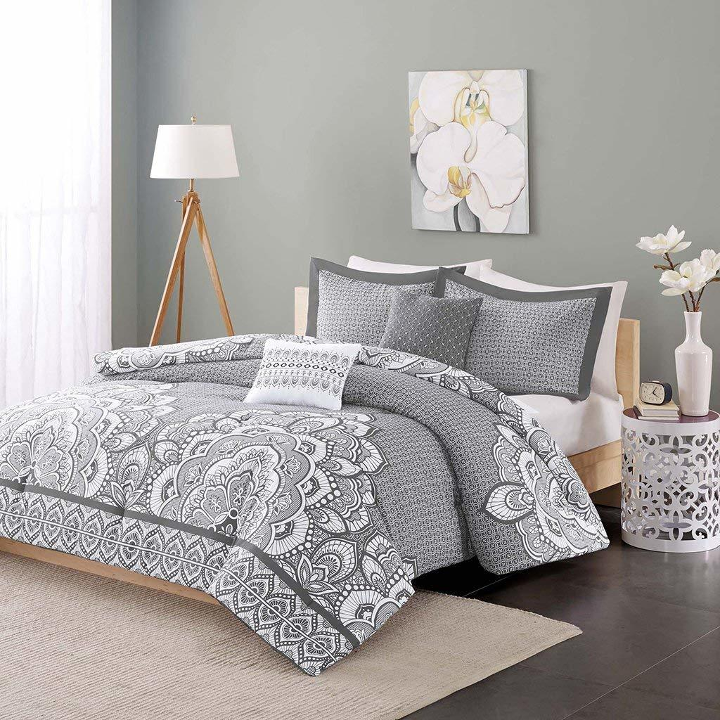 Intelligent Design 5 Piece Comforter Set