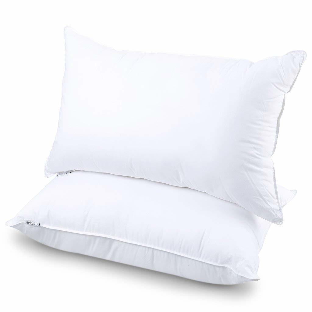 Best Down Alternative Pillow Reviews Of 2019 Our Top Picks