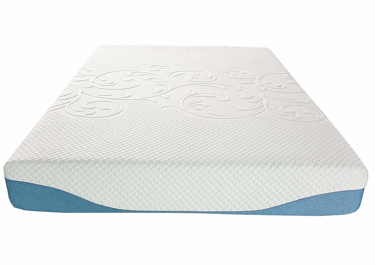 Queen Gel Infused Ventilation Memory Foam Mattress