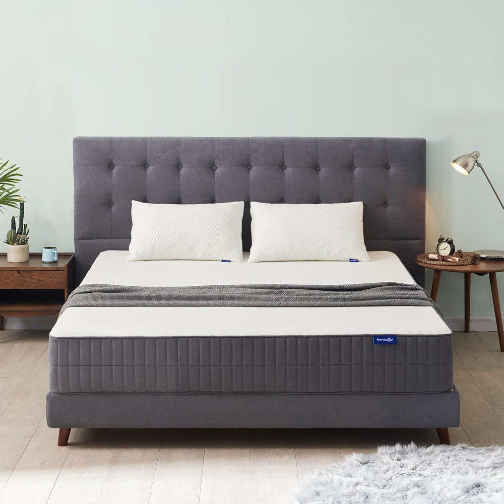 Queen Mattress Sweetnight 10 Inch Gel Memory Foam
