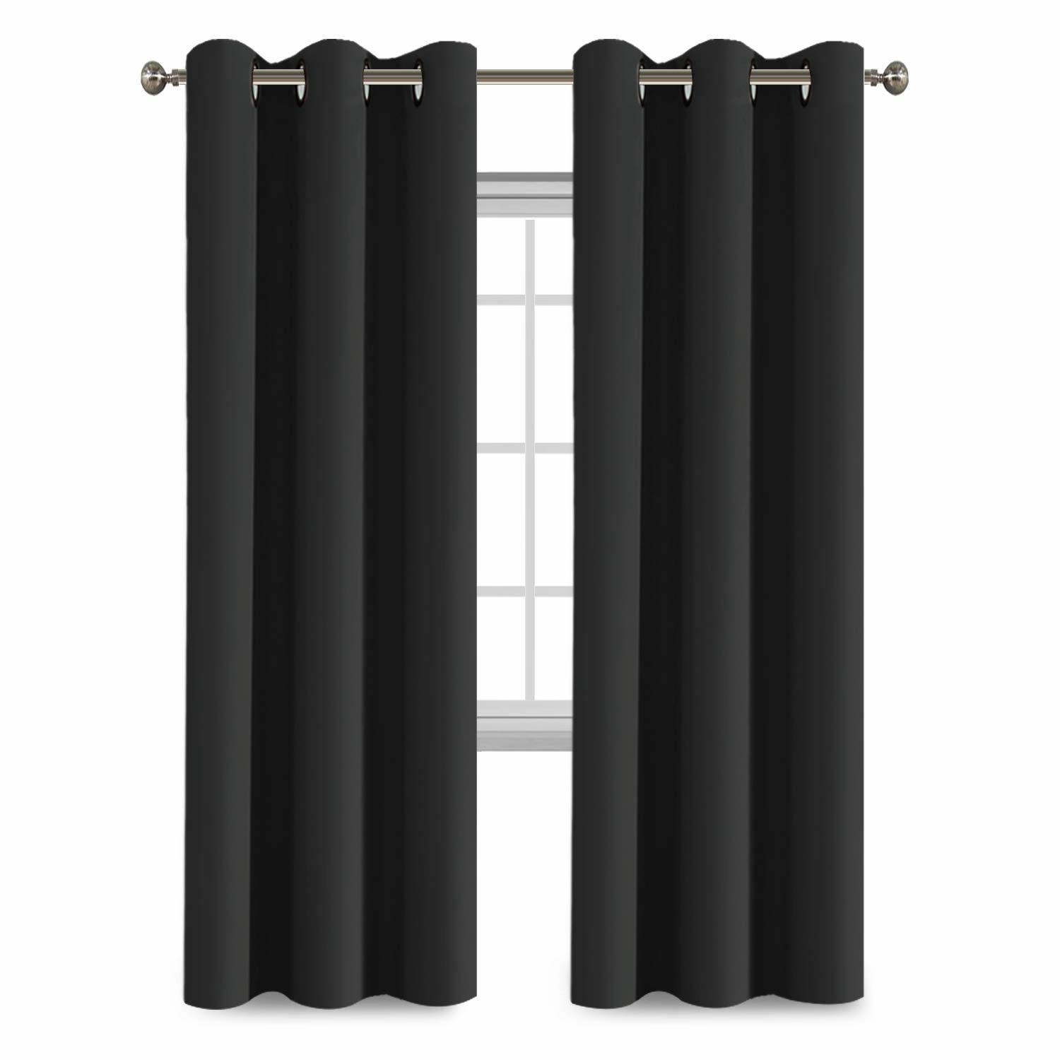 Soundproof Blackout Curtains