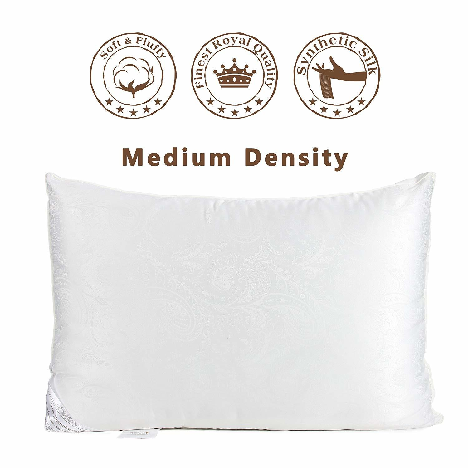 The Duck And Goose Co Soft Down Alternative Pillow