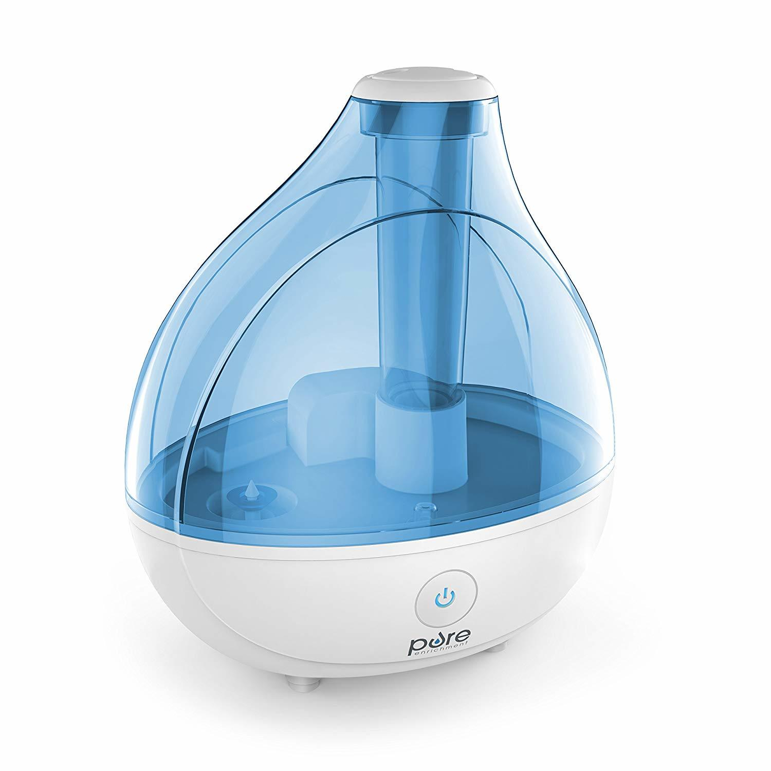 This Cool Mist Humidifier Best for Baby Nursery