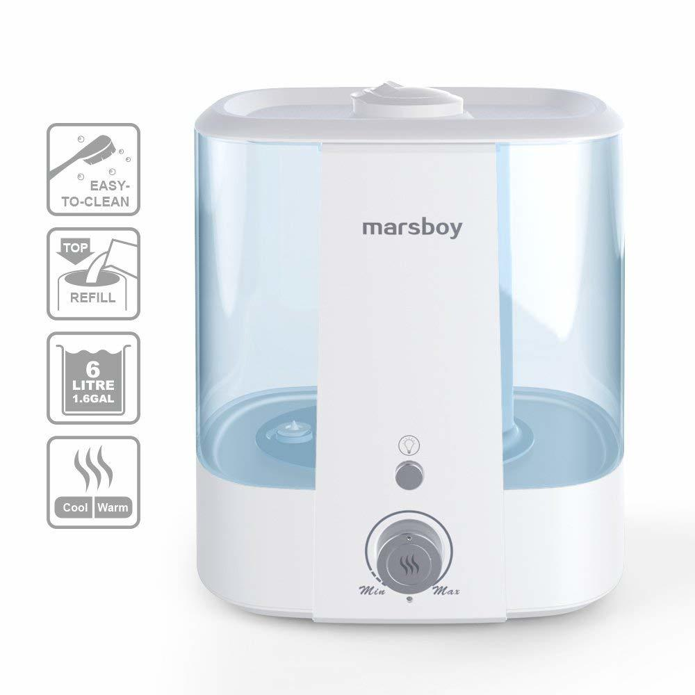 Ultrasonic warm Mist Humidifiers