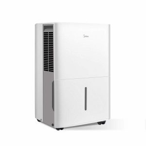MIDEA MAD50C1ZWS Dehumidifier 70 Pint